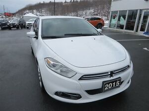 2015 Dodge Dart Limited *Heated Leather Seats & Wheel *Backup Ca