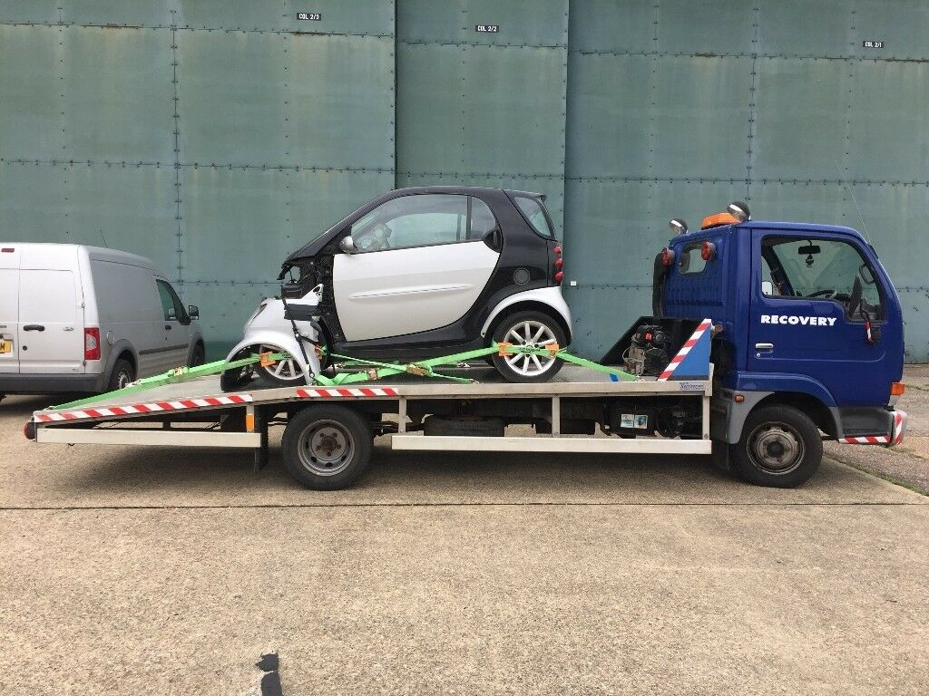 Car Recovery Breakdown Recovery Tow Truck Copart Ebay Nat