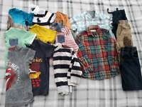 3-4 & 4-5 month boys bundle