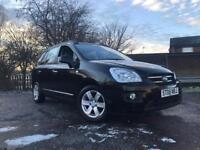 KIA Carens 2008 Low Mileage Long Mot Drives Great Cheap Big Car !!!
