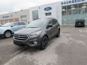 2017 Ford Escape *FORD EMPLOYEE PRICING! *SE 4WD REVERSE CAMERA