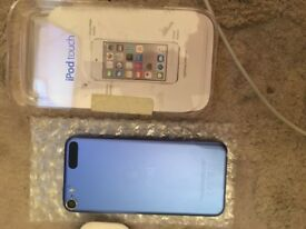 iPod touch 5th generation blue