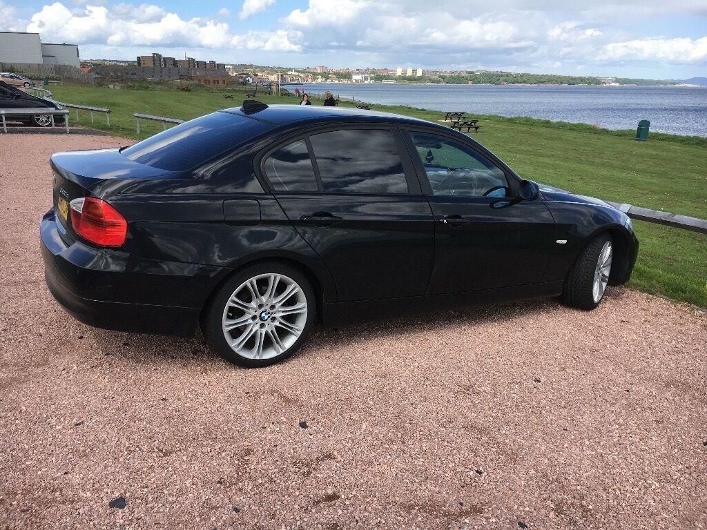 Bmw E90 320d Black In Kirkcaldy Fife Gumtree
