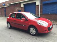 2010 RENAULT Clio Low Mileage 40k