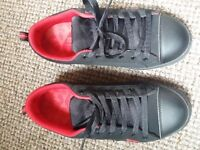 Lee cooper safety trainers size 5