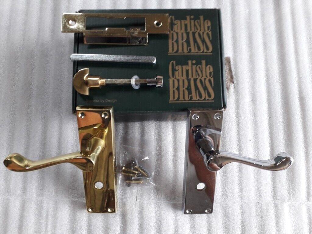 Door handles with locking mechanism | in Monifieth, Dundee ...
