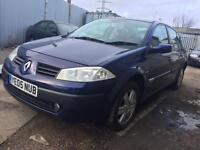 Renault Megan petrol spares or repair 275