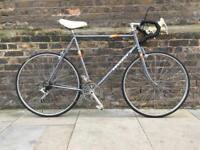 Vintage PEUGEOT & RALEIGH Racing Road Bikes - Men's & Ladies Retro Classics