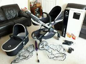 iCandy Peach 2 Black Magic Travel System