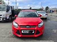 2015/64 Ford Focus✅Non Runner✅Spares/Repairs✅1.0 Eco Boost✅Red