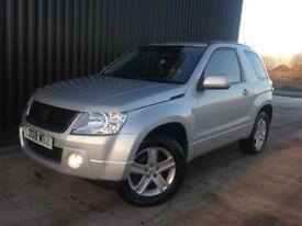 2008 Suzuki Grand Vitara 1.6 VVT+ Estate 2Keys, 12Months MOT, 1Previous Owner, Finance Available