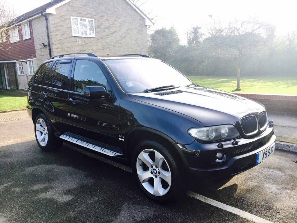 2006 bmw x5 suv e53 3 0 d sport 5dr private plate hpi clear in edgware london gumtree. Black Bedroom Furniture Sets. Home Design Ideas