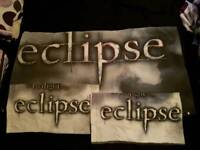 Twilight Duvet cover and 2 pillow cases