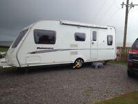 Swift Blakemere GT Caravan | 2008 | 5 Berth
