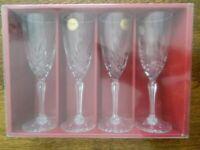 Cristal, France, wine Flutes