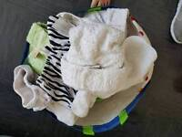 Reusable cloth nappies