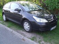 citroen c4 only 16350 miles from new