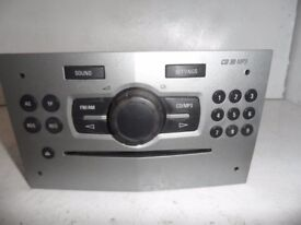 GENUINE VAUXHALL CORSA D 07-14 RADIO CD PLAYER