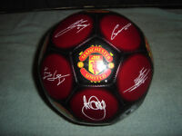 manchester united signed football new