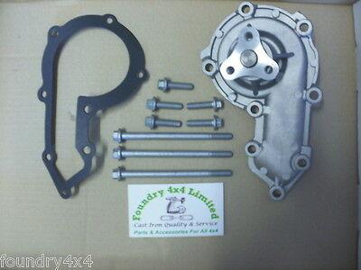 Land Rover 300Tdi Water / Coolant Pump & Bolt Kit  FK0243
