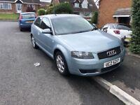 Audi A3 1.6 petrol !!!reduced price!!!