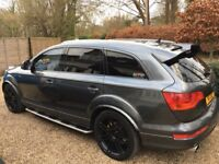 Audi Q7 3.0L Diesel S Line Quattro with ATB Body Kit / 7 Seats / Automatic