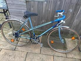 Raleigh Wisp Ladies Bike, Serviced, Lovely Condition, Free Lock, Lights, Delivery