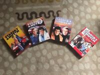 Starsky & Hutch Seasons 1-4 DVD Boxsets