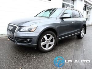 2012 Audi Q5 2.0T Premium Plus w/ Navigation and No Accidents!!
