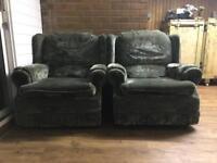 2 armchairs **free**