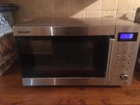 Sharp Microwave 800W 22L Class Energy A