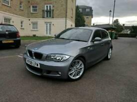 2009 BMW 1 Series 2.0 118D M Sport 5DR FSH *Loaded*