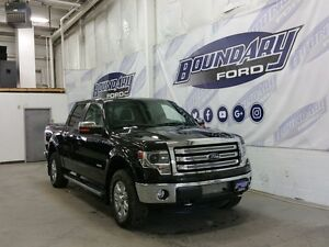 2014 Ford F-150 Lariat W/ Ecoboost, Leather,Factory Remote Start