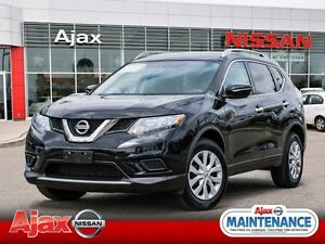 2014 Nissan Rogue S*Low Kms*Accident Free