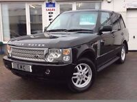 2004 04 Land Rover Range Rover 3.0 Td6 auto HSE~LOW MILES~HISTORY~REDUCED