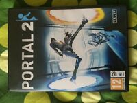 Portal 2 for PC / Mac. Can deliver within Dundee for free. Postage available.