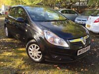 09 Plate - Vauxhall Corsa 1.3- CDTI - Eco Flex - 5 Door - 2 Former keeper - 30£ year Road Tax