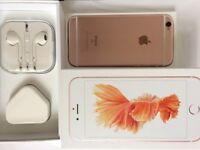 iPhone 6S 64GB Rose Gold Unlocked