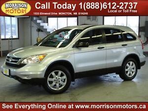 2011 Honda CR-V LX 4WD, ONLY 45km, Remote Strat