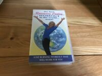 Rosemary Conley The Best Workout VHS Tape