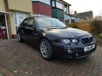 MG ZT 1.8T 160BHP Petrol Metallic Black