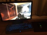 Amazing Gaming Desktop full set up, all specs are in the add!