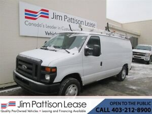 2014 Ford E-150 4.6L RWD Fully Upfitted Cargo Van