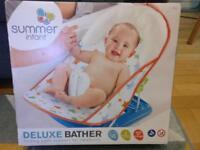 Baby Bath Seat New