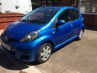 Toyota Aygo 1.0 VVT-i Blue 5dr - LOW MILEAGE