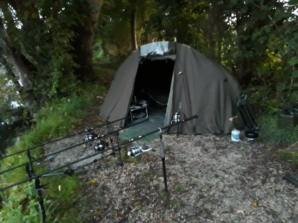 Carpstar pleasure dome bivvy 1man