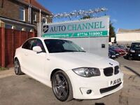 BMW 1 Series 2.0 118d SE 2dr£7,995 p/x welcome 1 YEAR FREE WARRANTY. NEW MOT