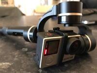 GoPro Black Hero 4 With 3-Axis Gimble 🎥
