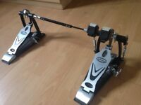 Millenium PD-669 Stage Double Bass Pedal (including bag)