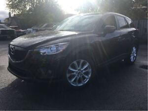 2015 Mazda CX-5 GT AWD LEATHER MOON ROOF